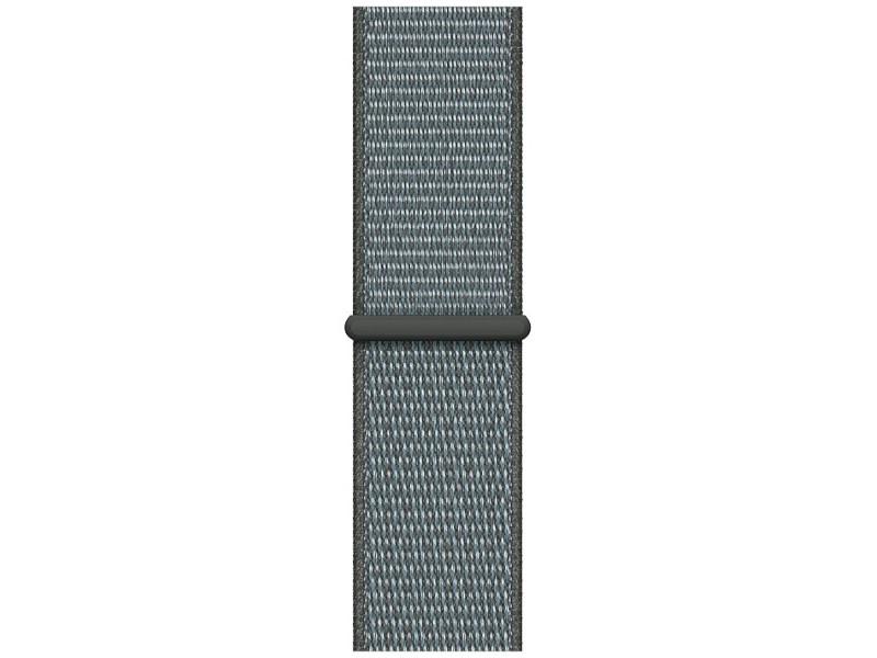 Аксессуар Ремешок Devia Belt Deluxe Sport 3 Band для Apple Watch 38/40mm Storm Grey 03010 silicone rubber watch band 17mm 18mm 19mm 20mm 21mm 22mm 23mm 24mm universal watchband strap wrist belt bracelet