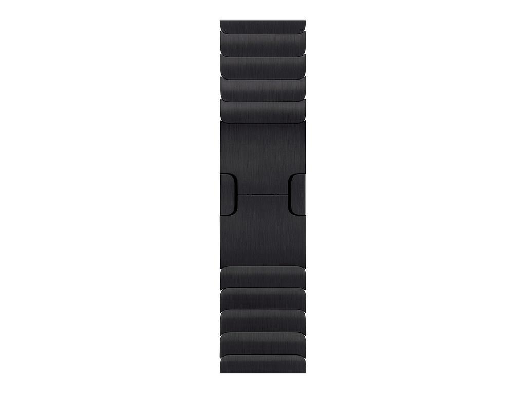 Аксессуар Ремешок Devia Belt Elegant Series Link Bracelet для Apple Watch 38/40mm Black 27839