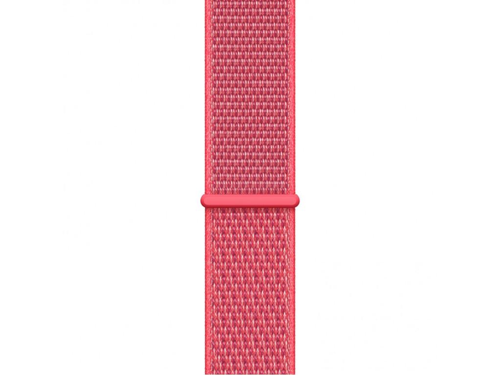 Фото - Аксессуар Ремешок Devia Belt Deluxe Sport 3 Band для Apple Watch 38/40mm Hibiccus 06298 беспроводное зарядное устройство 3 в 1 для смартфона apple watch apple airpods devia 18w