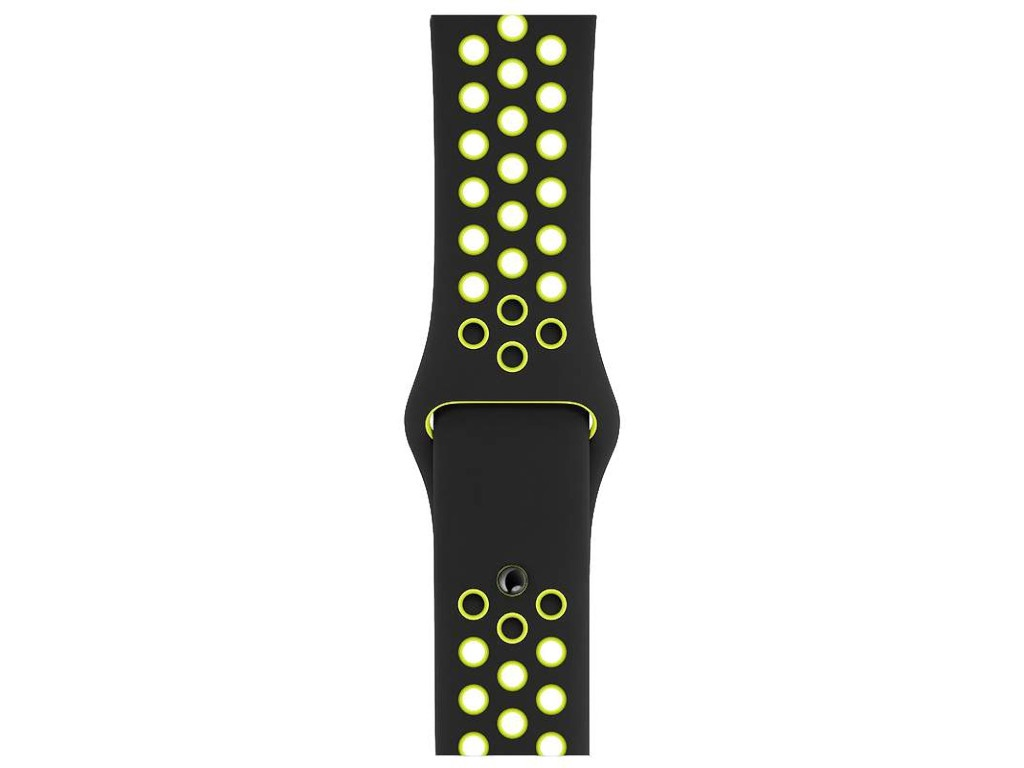 Аксессуар Ремешок Devia Belt Deluxe Sport 2 Band для Apple Watch 42/44mm Yellow 27859