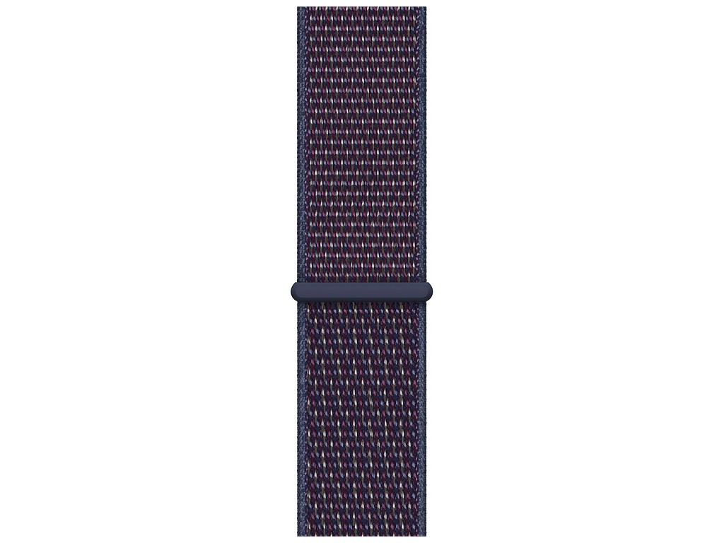 Аксессуар Ремешок Devia Belt Deluxe Sport 3 Band для Apple Watch 38/40mm Indigo 07170