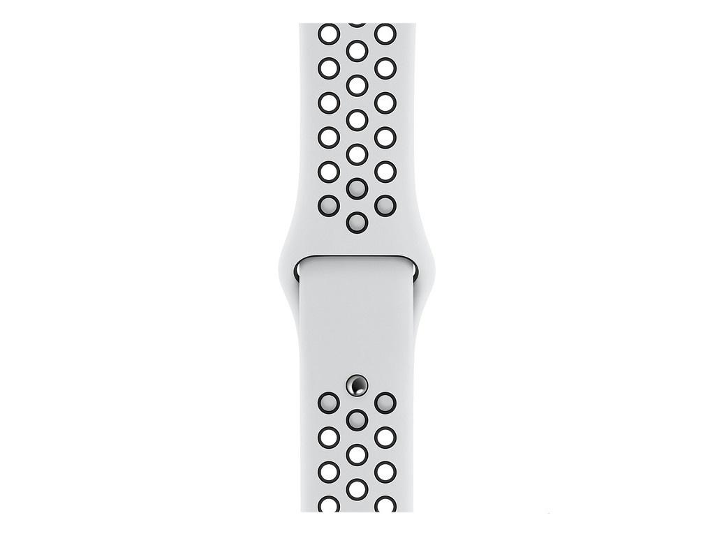 Аксессуар Ремешок Devia Belt Deluxe Sport 2 Band для Apple Watch 38/40mm White 27812