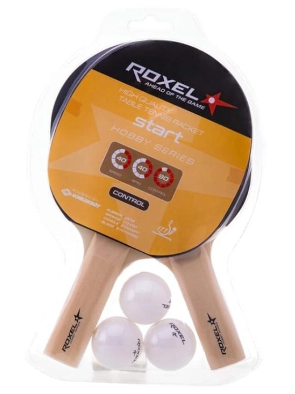Набор Roxel Hobby Start УТ-00015366