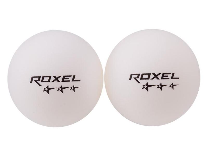 Мяч Roxel Prime 6шт White