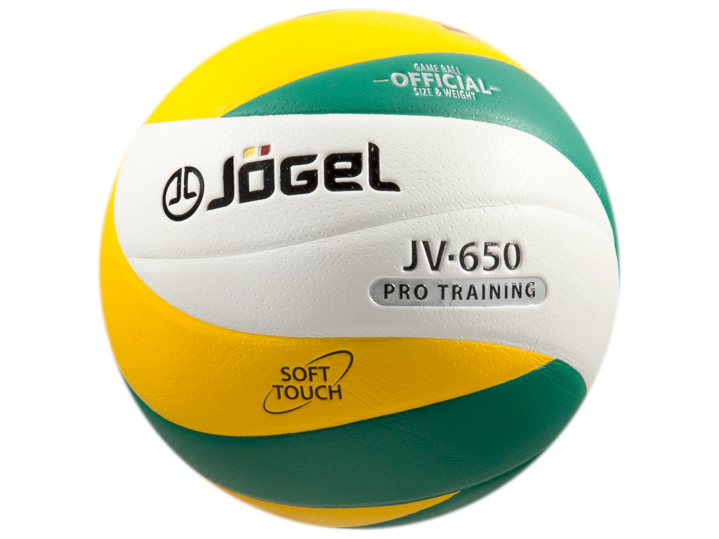 Мяч Jogel JV-650 УТ-00009345