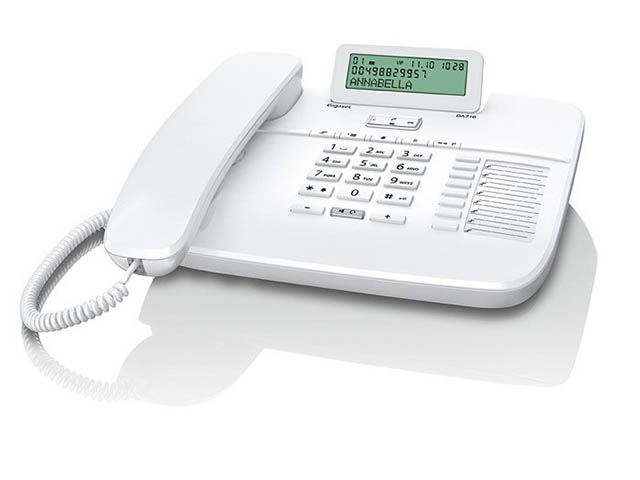 Телефон Gigaset DA710 White