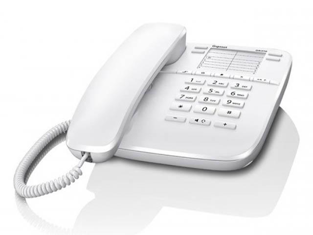 Телефон Gigaset DA410 White
