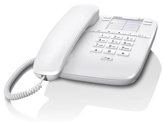 Телефон Gigaset DA310 White
