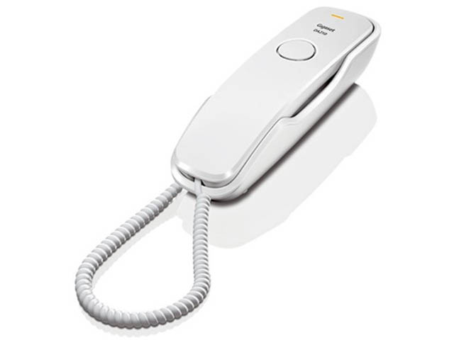 Телефон Gigaset DA210 White