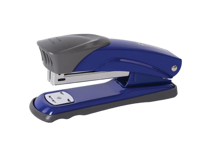 Степлер Brauberg Universal+ №24/6 26/6 до 25 листов Blue 227780