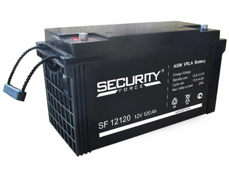 Аккумулятор Security Force 12V 120Ah SF 12120