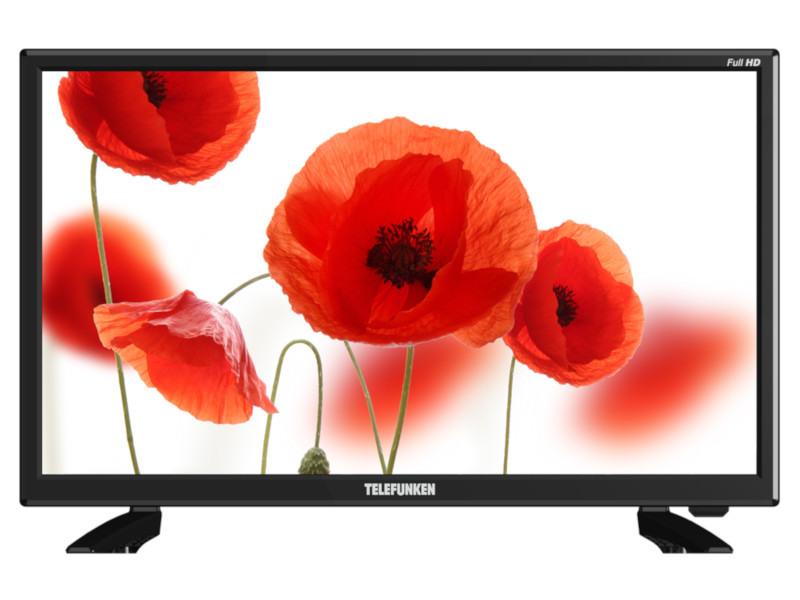 Телевизор TELEFUNKEN TF-LED22S30T2 21.5 телевизор telefunken tf led32s86t2s