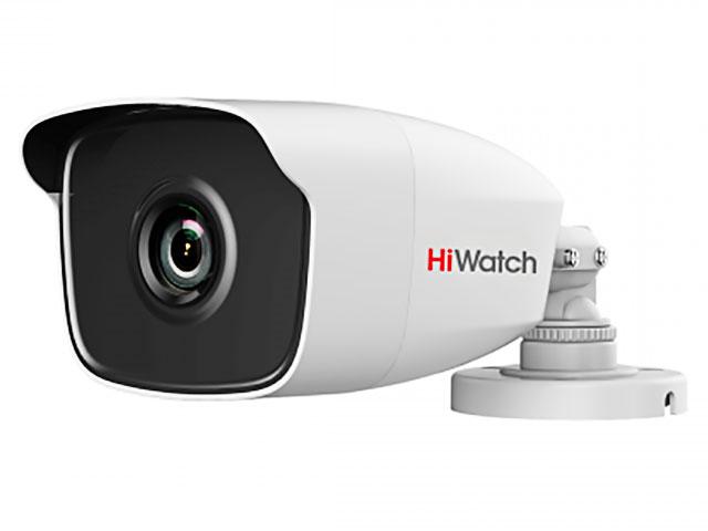 Аналоговая камера HiWatch DS-T120 2.8mm
