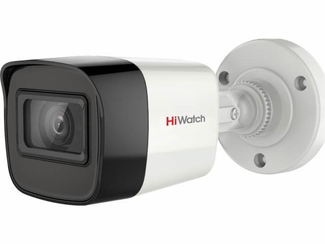 Аналоговая камера HiWatch DS-T500P 2.8mm фото