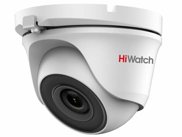 Аналоговая камера HiWatch DS-T123 6mm