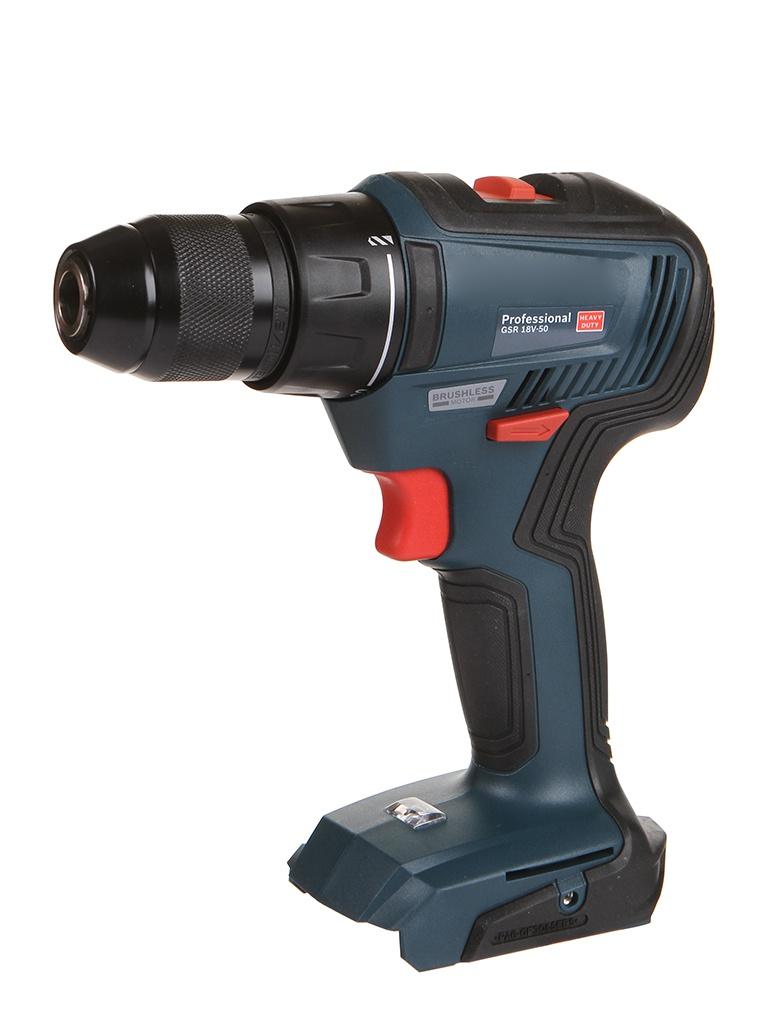 Электроинструмент Bosch GSR 18V-50 Professional 06019H5002