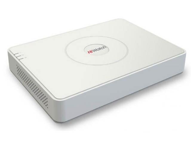 Видеорегистратор HiWatch DS-N208P (B)