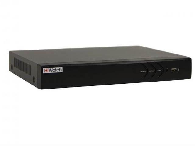 Видеорегистратор Hiwatch DS-H204U (B)