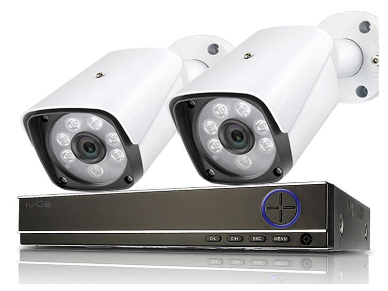 Комплект видеонаблюдения iVUE AHD IVUE-2MP AHD-B2
