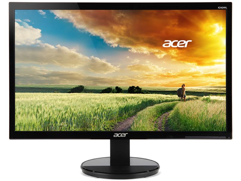 Монитор Acer K242HQLbid Black