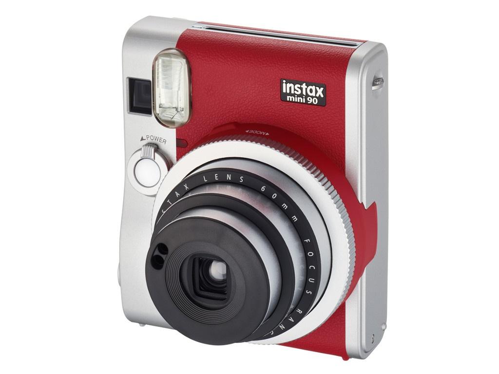 Фото - Фотоаппарат Fujifilm Instax Mini 90 Neo Classic Red фотоаппарат