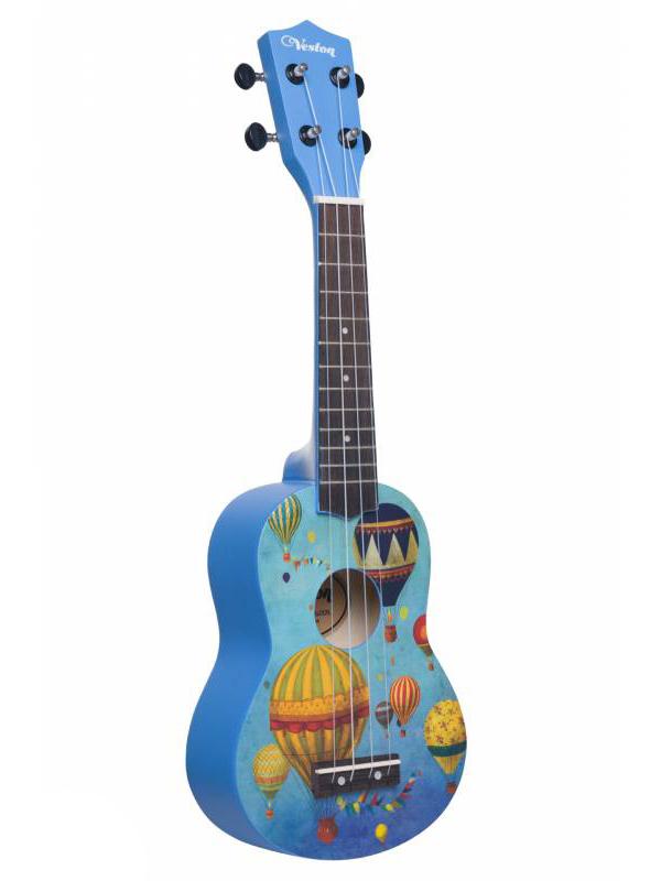 Укулеле Veston KUS 25 Baloon DNT-58420 veston c 45a bk акустическая гитара