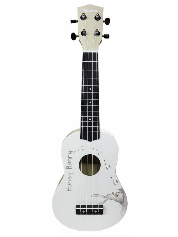 Укулеле Veston KUS 25 Bunny DNT-57252 veston c 45a bk акустическая гитара