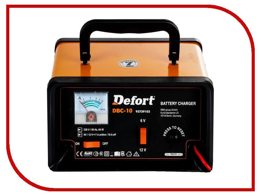Устройство Defort DBC-10 93729103 струбцина двойного действия groz dbc 54 gr39135