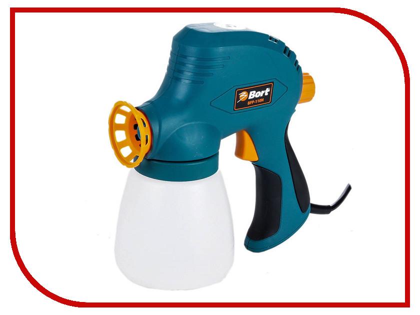 Краскораспылитель Bort BFP-110N 93727765 распылитель электрический bort bfp 400