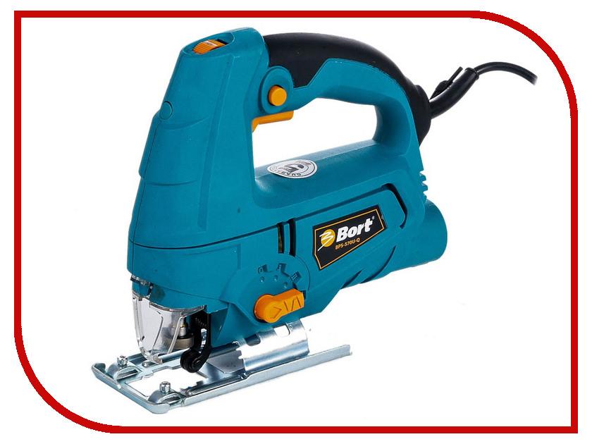 Лобзик Bort BPS-570U-Q 93727017 лобзик электрический bort bps 800 q
