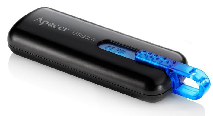 USB Flash Drive 32Gb - Apacer Handy Steno AH354 USB 3.0 AP32GAH354B-1