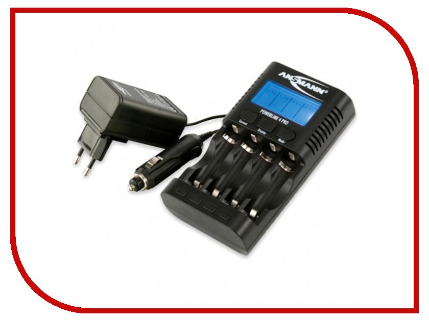 Зарядное устройство Ansmann Powerline 4 Pro 1001-0005