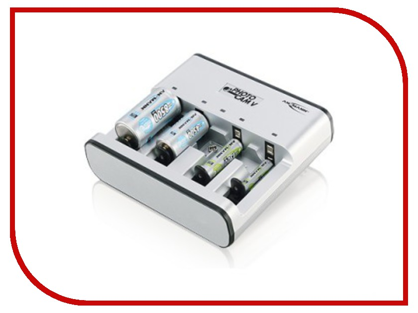 Зарядное устройство Ansmann PhotoCam V 5207473