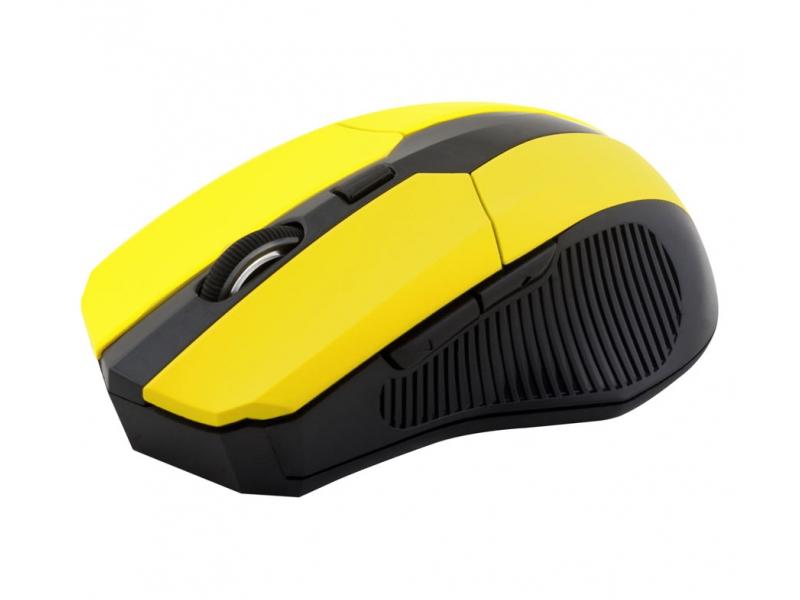 Мышь CBR CM 547 Yellow