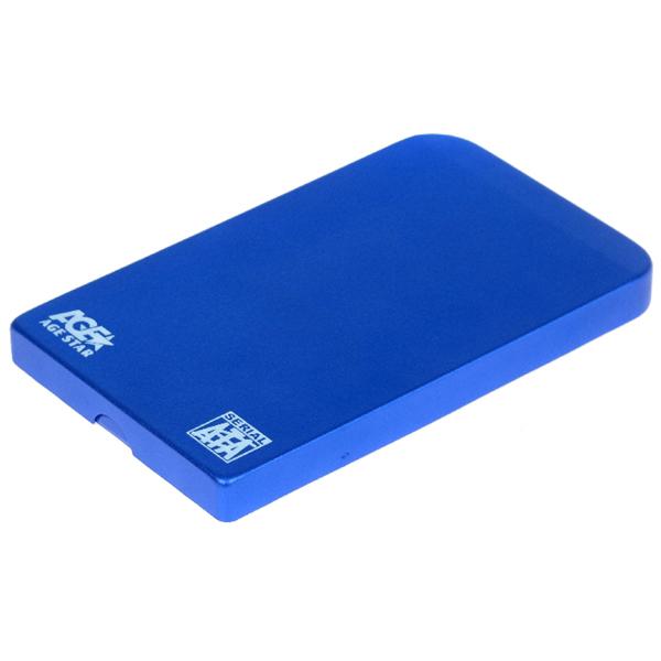 цена на Внешний корпус AgeStar SUB2O1 Blue