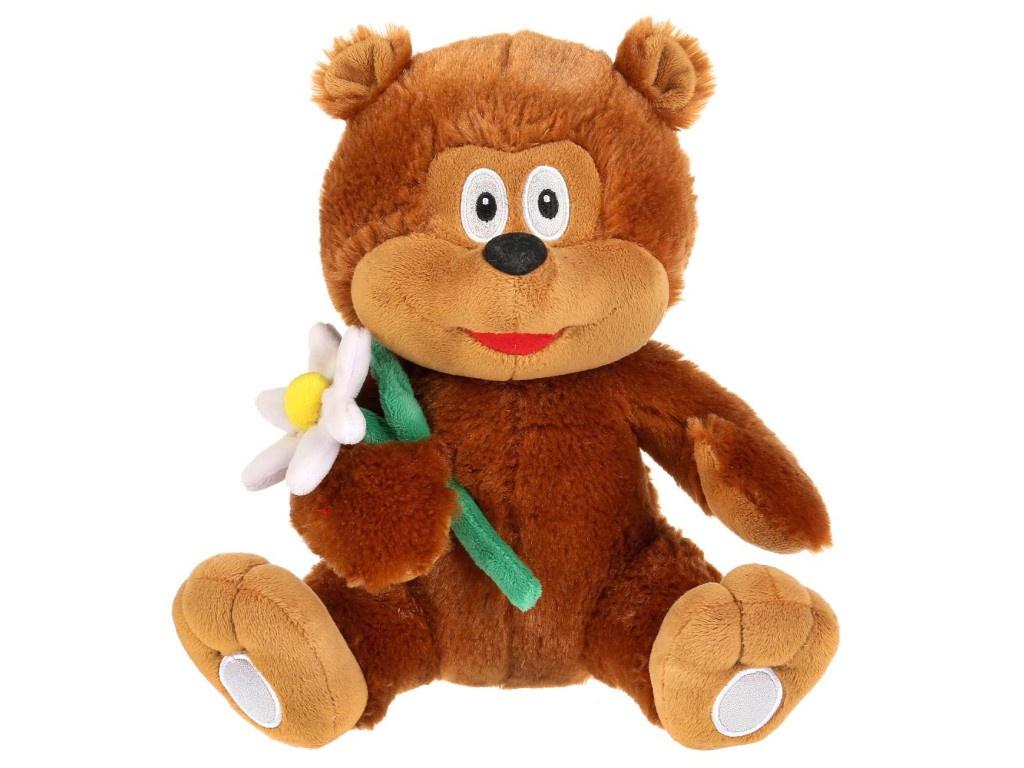Игрушка Мульти-пульти Медвежонок Трям, здравствуйте! 23cm V62245-23