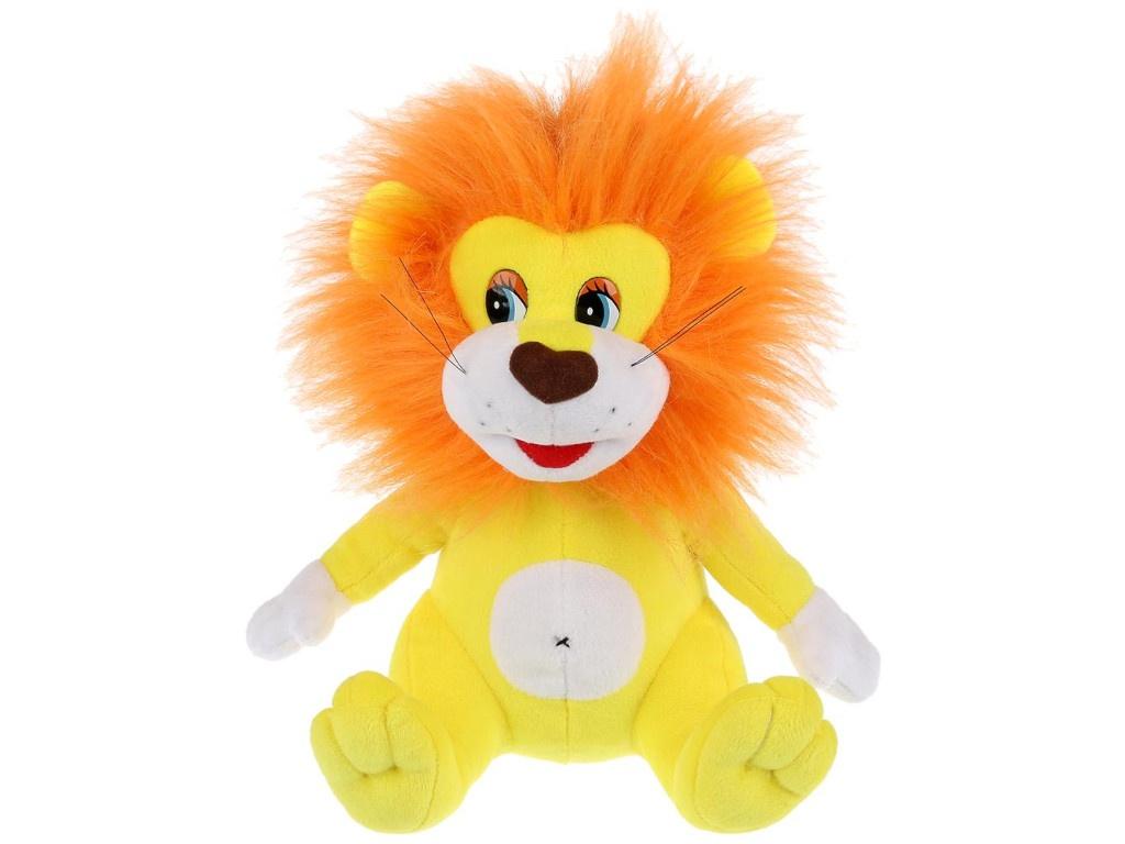 Игрушка Мульти-пульти Львенок 22cm M9586-22 мульти пульти мягкая игрушка львенок симба 16 см