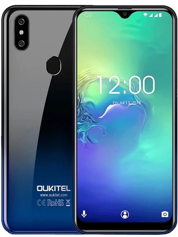 Zakazat.ru: Сотовый телефон Oukitel C15 Pro Blue
