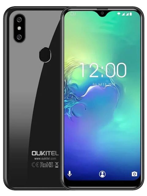 Zakazat.ru: Сотовый телефон Oukitel C15 Pro Black