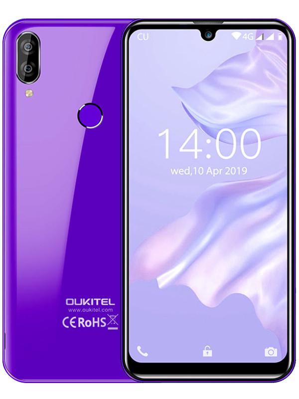 Сотовый телефон Oukitel C16 Pro Purple