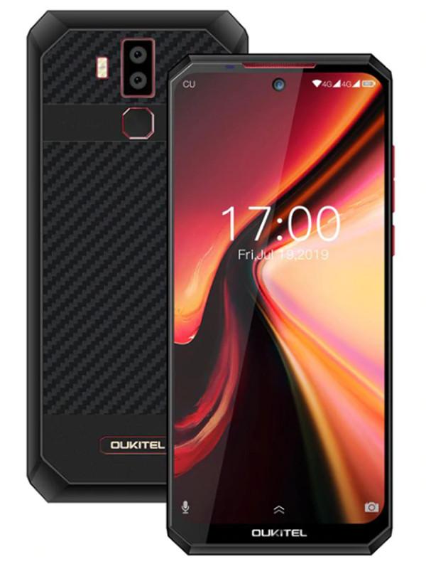 Сотовый телефон OUKITEL K13 Pro Black