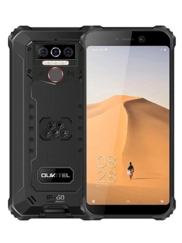 Сотовый телефон Oukitel WP5 Black