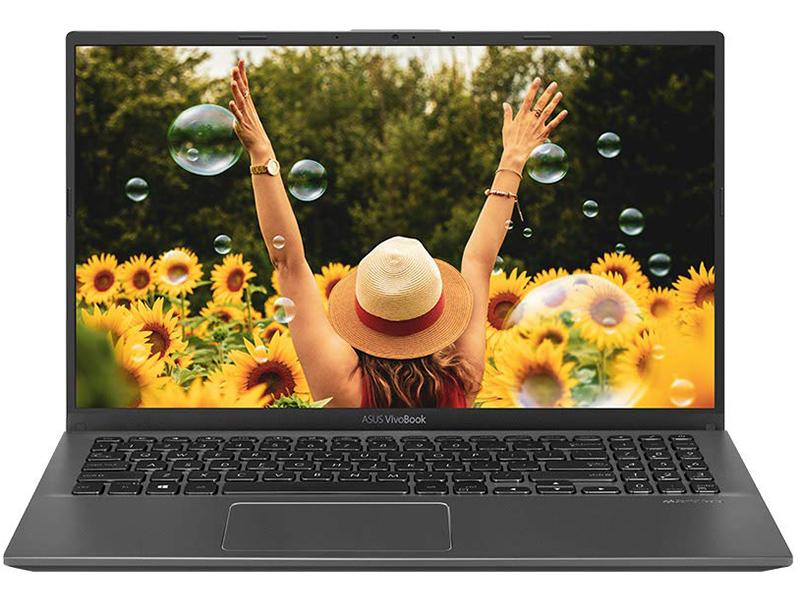 Ноутбук ASUS X512DA-EJ910 90NB0LZ3-M14410 (AMD Ryzen 3 3200U 2.6GHz/8192Mb/512Gb SSD/No ODD/AMD Radeon Vega 3/Wi-Fi/15.6/1920x1080/DOS)