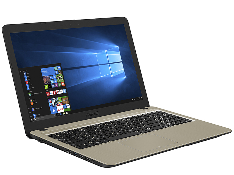 Ноутбук ASUS X540MA-GQ120T 90NB0IR1-M16720 (Intel Pentium N5000 1.1Ghz/4096Mb/500Gb/Intel HD Graphics/Wi-Fi/15.6/1366x768/Windows 10 64-bit) — 90NB0IR1-M16720
