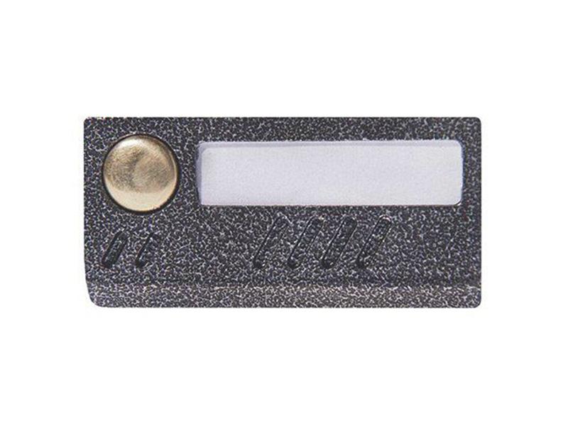 Вызывная панель Activision AVC-109 Silver Antique