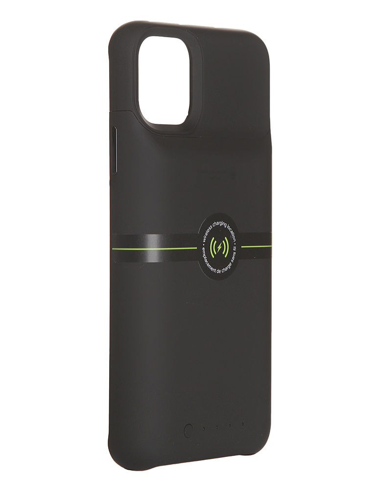 Чехол-аккумулятор Mophie для APPLE iPhone 11 Pro Max Juice Pack Acces Black 401004413