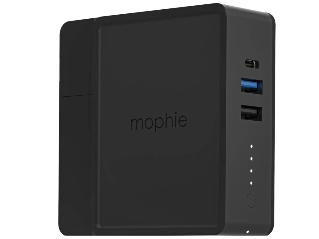 Внешний аккумулятор Mophie Power Bank Global Powerstation Hub 401102475