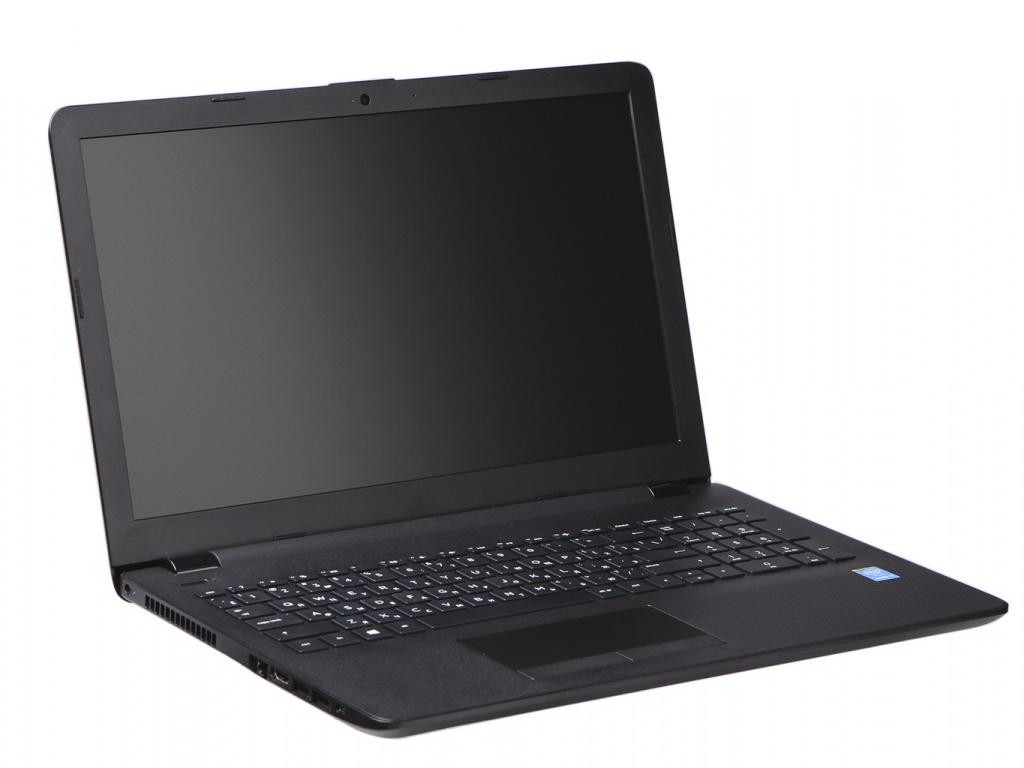 Ноутбук HP 15-bs138ur/s Black 7NB10EA (Intel Core i3-5005U 2.0 GHz/4096Mb/256Gb SSD/DVD-RW/Intel HD Graphics/Wi-Fi/Bluetooth/Cam/15.6/1366x768/DOS)
