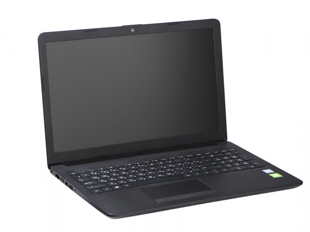 Ноутбук HP 15-da0415ur/s Black 6RN35EA (Intel Core i3-7020U 2.3 GHz/8192Mb/1000Gb/nVidia GeForce MX110 2048Mb/Wi-Fi/Bluetooth/Cam/15.6/1920x1080/DOS) ноутбук