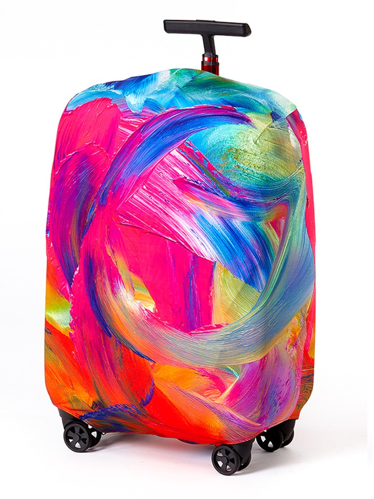 Чехол для чемодана RATEL Inspiration размер L Coquetry